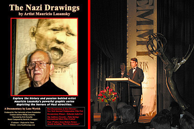 The Nazi Drawings Documentary - Lane Wyrick Wins Mid-American Emmy Award